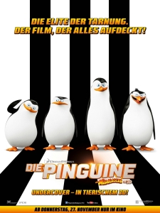 Die Pinguine aus Madagascar (Fox / Dreamworks)